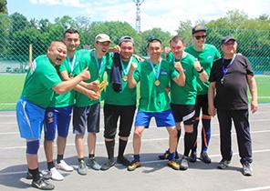 Чемпионат по футболу 2019 Группы Компании «Alina»